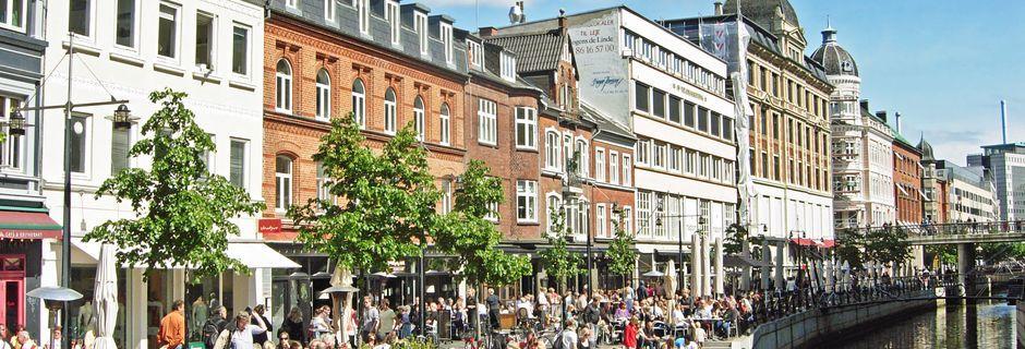 Aarhus og Sønderjylland