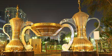 Kveld i Abu Dhabi