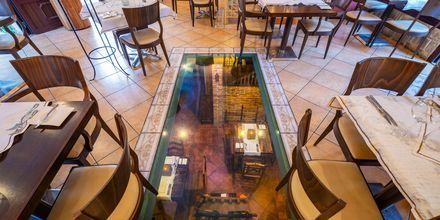 Restauranten Castello ligger i hotellet