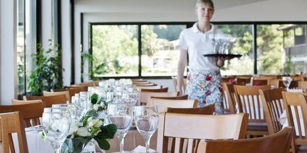 Restaurant på hotellet