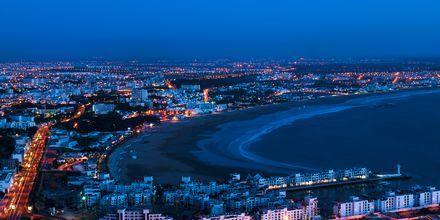 Agadir i Marokko
