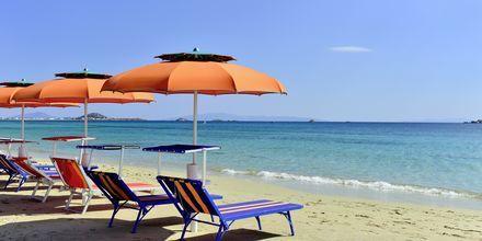 Agia Anna, Agios Prokopios, Plaka Beach & Mikri Vigla