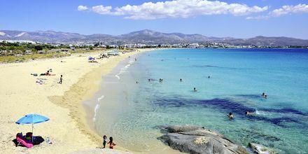 Stranden i Agios Prokopios