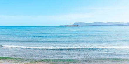 Stranden i Agii Apostoli