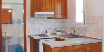 Minikjøkken i leilighet
