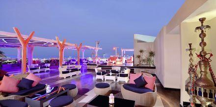 Red Sky Bar med Shisha-hjørne