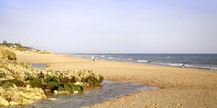 Praia Salgados-stranden