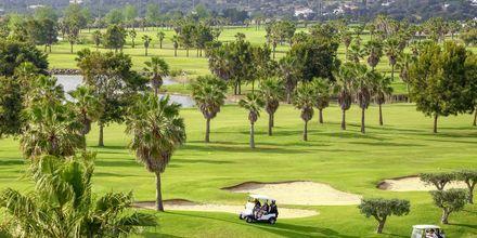 En av de fine golfbanene på Algarvekysten