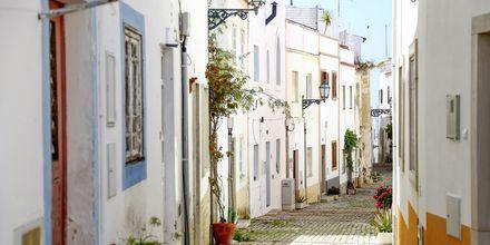Gamlebyen i Albufeira