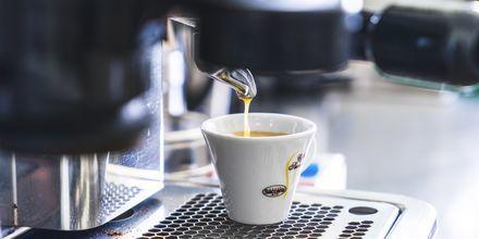 Espresso-time!