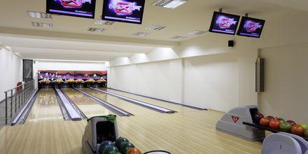Bowling på Almyrida Residence