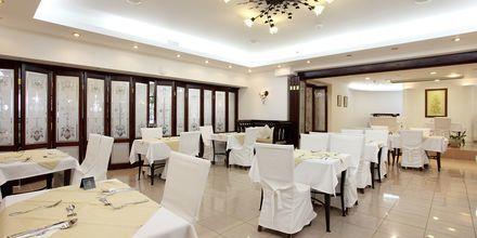 Restauranten på Almyrida Beach