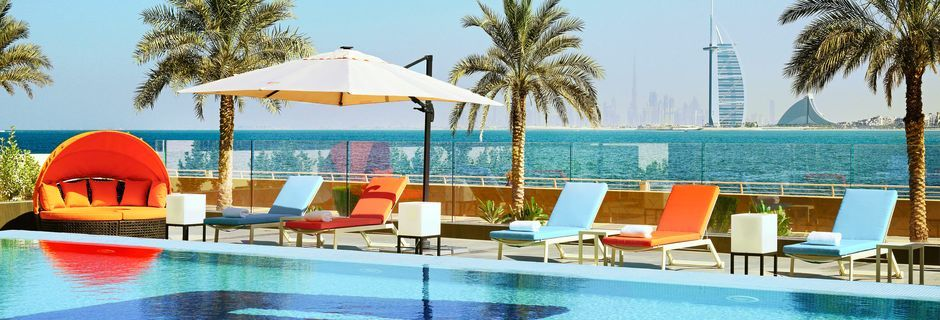 Aloft Palm Jumeirah – vinter