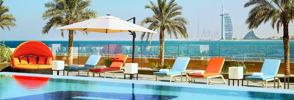 Aloft Palm Jumeirah – vinter