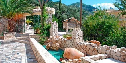 Hotel Aloha i Agios Gordis på Korfu