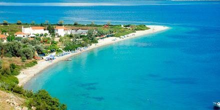 Agios Dimitris-stranden på Alonissos