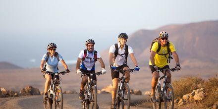 Lei sykkel og utforsk Fuerteventura