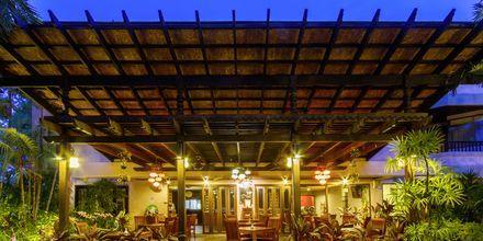 Kveldsstemning i restauranten