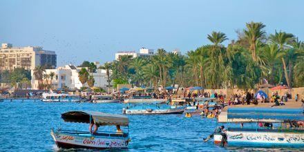 Aqaba i Jordan
