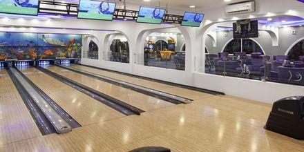 Bowling på hotellet