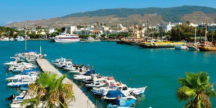 Utsikten fra Hotel Astron i Kos by