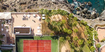 Tennis og terrassen