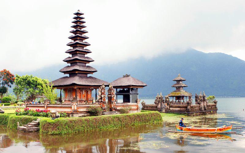 Vanntemplet Pura Butan