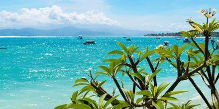 Ta en båttur til den vakre øya Lembongan
