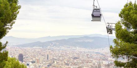 Reis med Barcelonas turbane og opplev Barcelona fra et fugleperspektiv.