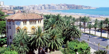 Barcelona-kysten (Costa Dorada)