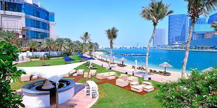 Hotell Beach Rotana Abu Dhabi