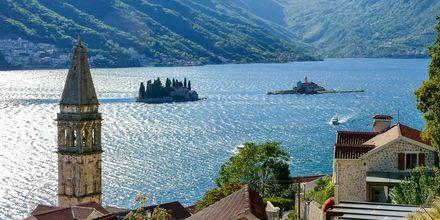 Bled-innsjøen byr på herlige bad og morsomme vannaktiviteter.