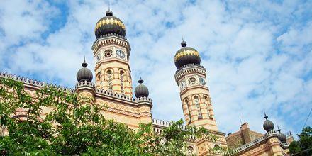 Budapests store synagoge er Europas største.