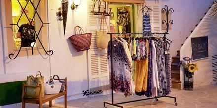 Koselige butikker i Cala d'Or