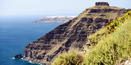 Calderaen og Egeerhavet