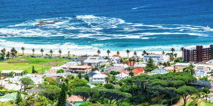 """Cape Town er den mest besøkte storbyen i Sør-Afrika og kalles for """"mother city""""."""
