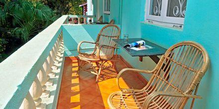 Dobbeltrom med balkong