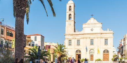 Kirken i Chania by