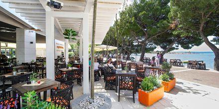 Restauranten ved City Beach i Makarska i Kroatia