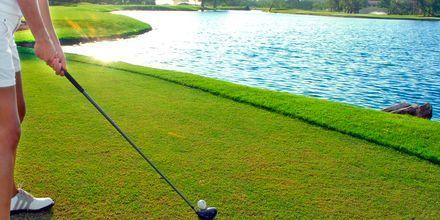 Golfbane på Costa Calma