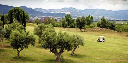 Costa del Sol blir på folkemunne kalt Costa del Golf – nettopp på grunn av alle golfbanene som ligger her.