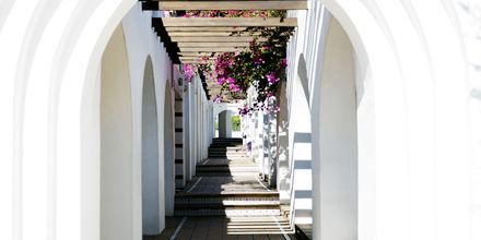 Torremolinos er en gammel fiskelandsby med mange arkitektoniske detaljer.