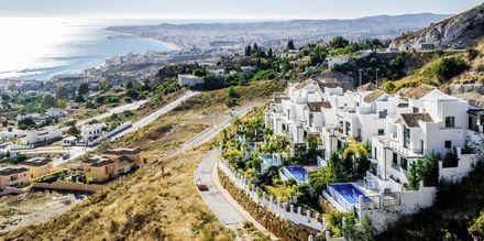 Fuengirola, omtrent 30 minutter fra Malaga flyplass, er et fint feriested på solkysten.