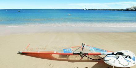 Strand i Costa Teguise