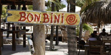 """Stemningen i Curaçao er gjestfri og avslappende. Bonbini betyr """"velkommen""""!"""