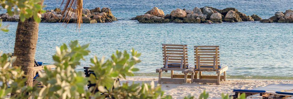 Curaçao er den største av de tre ABC-øyene i Vestindia.