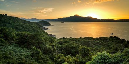 I Da Nang venter frodig natur og et herlig klima året rundt.