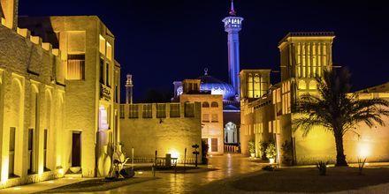 Al Bastakiya i Dubai