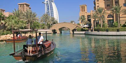 Båttur i Dubai