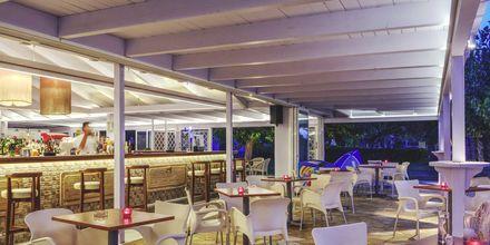 Strandbaren på hotellet
